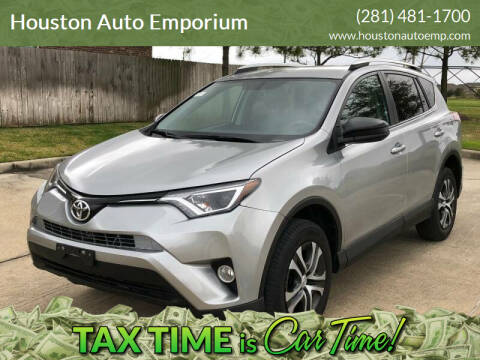 2016 Toyota RAV4 for sale at Houston Auto Emporium in Houston TX