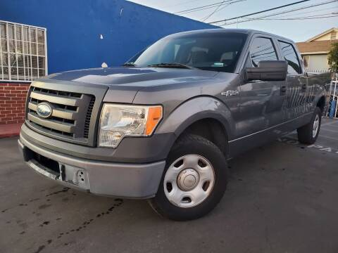 2009 Ford F-150 for sale at GENERATION 1 MOTORSPORTS #1 in Los Angeles CA