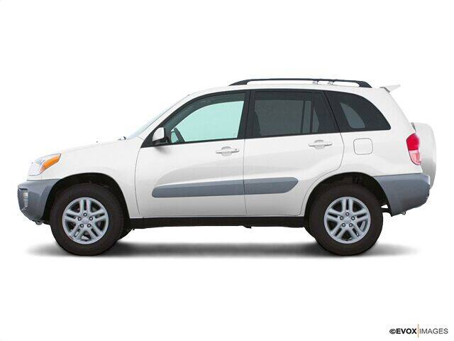 2001 Toyota RAV4 for sale at CHAPARRAL USED CARS in Piney Flats TN