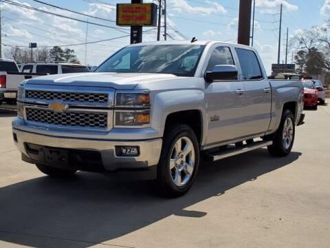 2014 Chevrolet Silverado 1500 for sale at Best Auto Sales LLC in Auburn AL