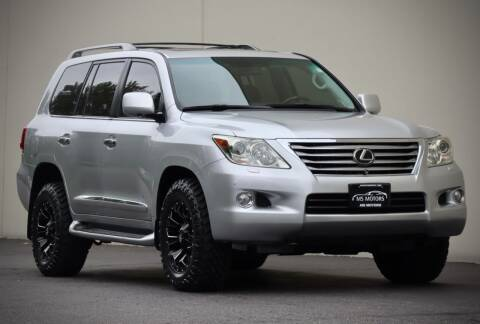 2010 Lexus LX 570 for sale at MS Motors in Portland OR