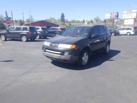 2005 Saturn Vue for sale at Boise Motor Sports in Boise ID