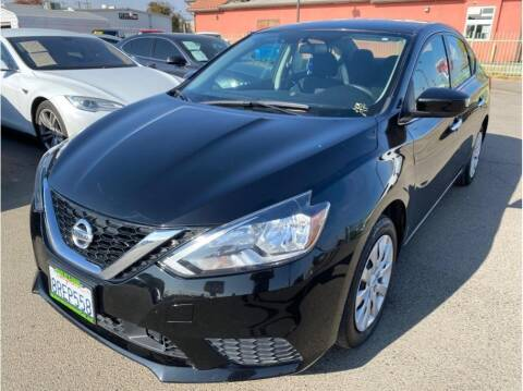 2018 Nissan Sentra for sale at MADERA CAR CONNECTION in Madera CA