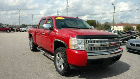 2008 Chevrolet Silverado 1500 for sale at Kelly & Kelly Supermarket of Cars in Fayetteville NC
