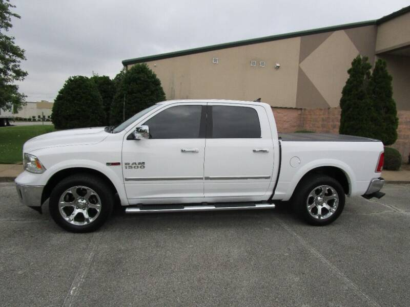 2017 RAM Ram Pickup 1500 for sale at JON DELLINGER AUTOMOTIVE in Springdale AR