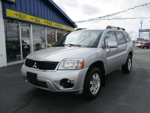 2011 Mitsubishi Endeavor for sale at Affordable Auto Rental & Sales in Spokane Valley WA