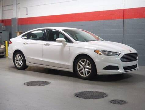 2015 Ford Fusion for sale at CU Carfinders in Norcross GA