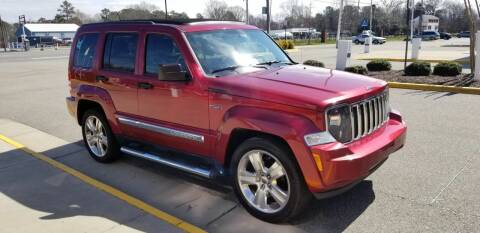 2012 Jeep Liberty for sale at RVA Automotive Group in North Chesterfield VA