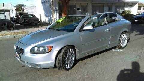 2007 Volvo C70 for sale at Larry's Auto Sales Inc. in Fresno CA