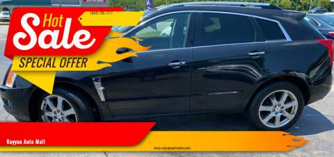 2012 Cadillac SRX for sale at Rayyan Auto Mall in Lexington KY