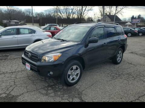 2007 Toyota RAV4 for sale at Colonial Motors in Mine Hill NJ