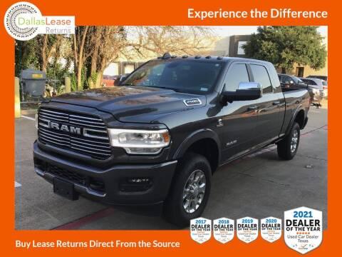 2020 RAM Ram Pickup 2500 for sale at Dallas Auto Finance in Dallas TX