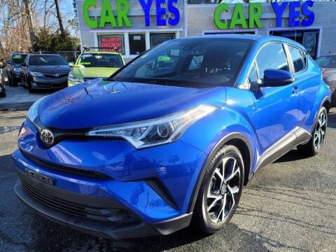 2018 Toyota C-HR for sale at Car Yes Auto Sales in Baltimore MD