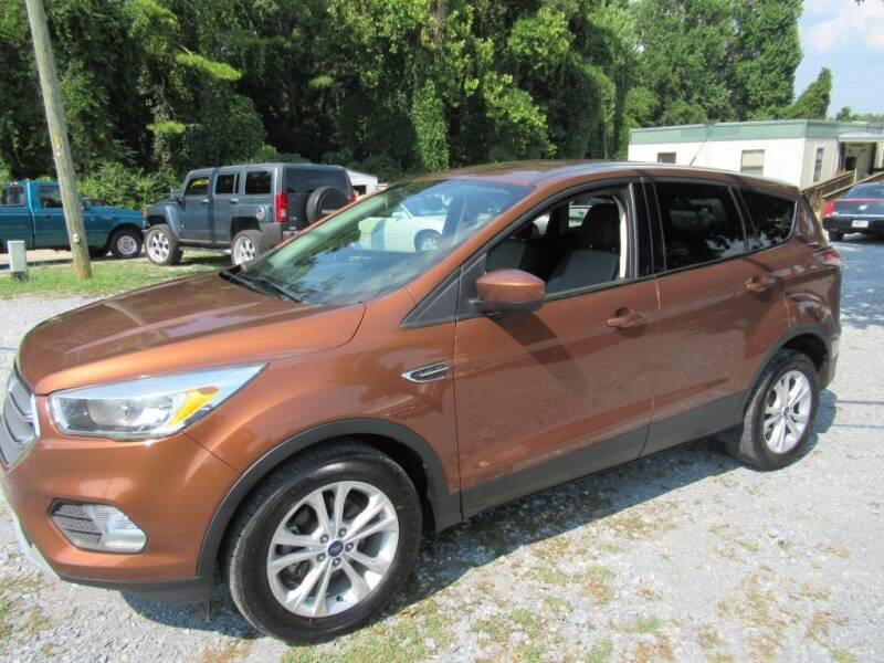 2017 Ford Escape for sale at Dallas Auto Mart in Dallas GA