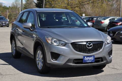 2015 Mazda CX-5 for sale at Amati Auto Group in Hooksett NH