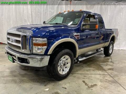2008 Ford F-350 Super Duty for sale at Green Light Auto Sales LLC in Bethany CT