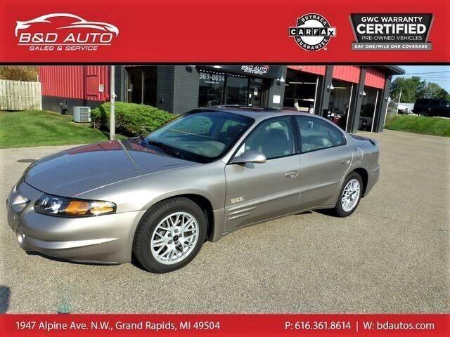 2000 Pontiac Bonneville for sale at B&D Auto Sales Inc in Grand Rapids MI