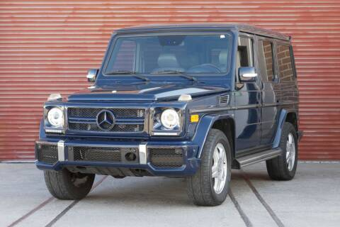 2003 Mercedes-Benz G-Class for sale at Sierra Classics & Imports in Reno NV
