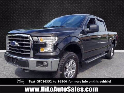 2016 Ford F-150 for sale at Hi-Lo Auto Sales in Frederick MD