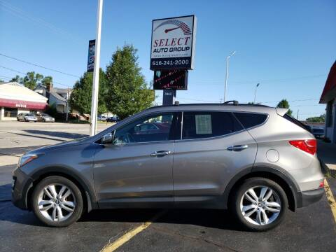 2013 Hyundai Santa Fe Sport for sale at Select Auto Group in Wyoming MI