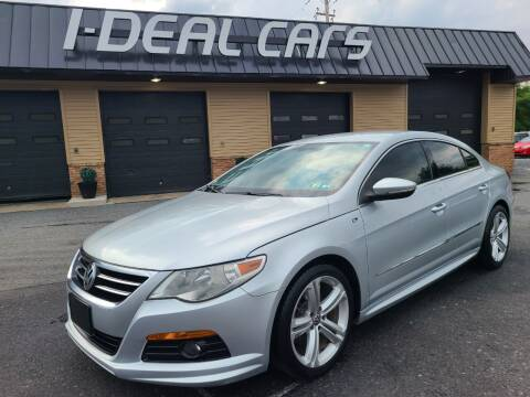 2010 Volkswagen CC for sale at I-Deal Cars in Harrisburg PA