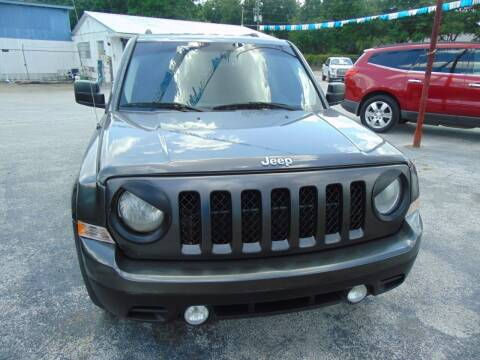 2016 Jeep Patriot for sale at Payday Motor Sales in Lakeland FL