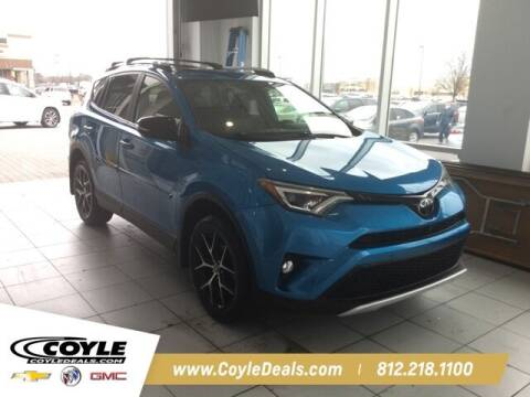 2016 Toyota RAV4 for sale at COYLE GM - COYLE NISSAN - Coyle Nissan in Clarksville IN