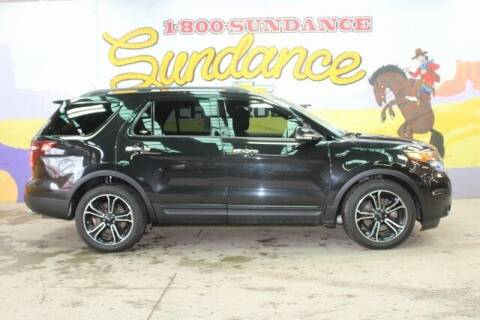2014 Ford Explorer for sale at Sundance Chevrolet in Grand Ledge MI