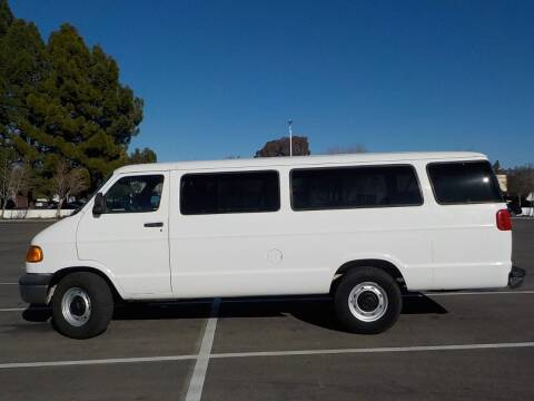 2002 Dodge Ram Wagon for sale at Royal Motor in San Leandro CA