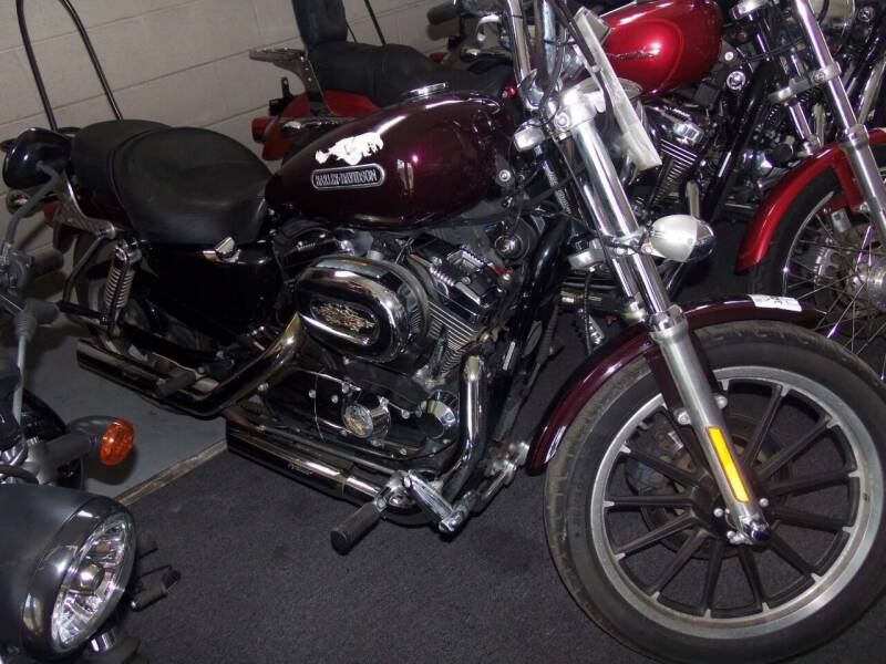 2007 Harley-Davidson XL 1200 SPORTSTER LOW for sale at Fulmer Auto Cycle Sales - Fulmer Auto Sales in Easton PA