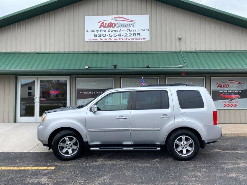 2010 Honda Pilot for sale at AutoSmart in Oswego IL