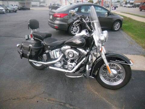 2013 Harley-Davidson FLSTC Softtail for sale at Windsor Auto Sales in Loves Park IL