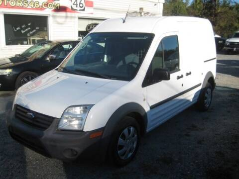 2013 Ford Transit Connect for sale at Motors 46 in Belvidere NJ