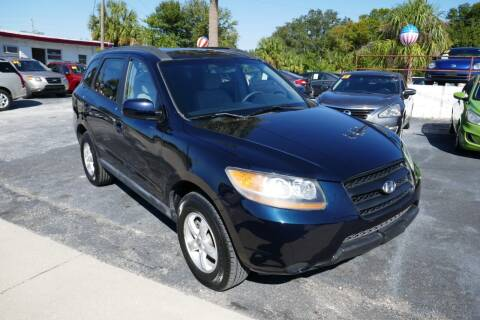 2008 Hyundai Santa Fe for sale at J Linn Motors in Clearwater FL