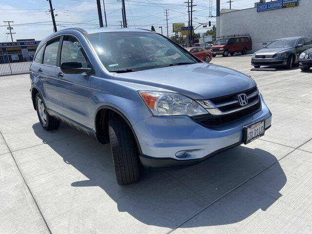 2011 Honda CR-V for sale at Hunter's Auto Inc in North Hollywood CA