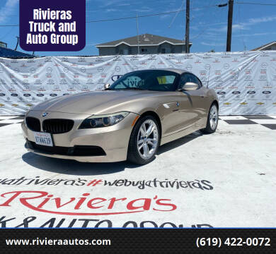 2010 BMW Z4 for sale at Rivieras Truck and Auto Group in Chula Vista CA
