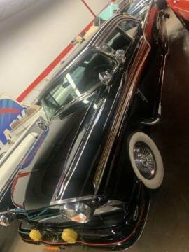 1957 Ford Galaxie for sale at Classic Car Deals in Cadillac MI