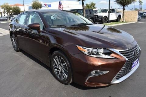 2017 Lexus ES 350 for sale at DIAMOND VALLEY HONDA in Hemet CA
