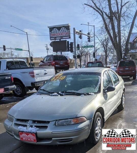1999 Dodge Stratus for sale at Corridor Motors in Cedar Rapids IA