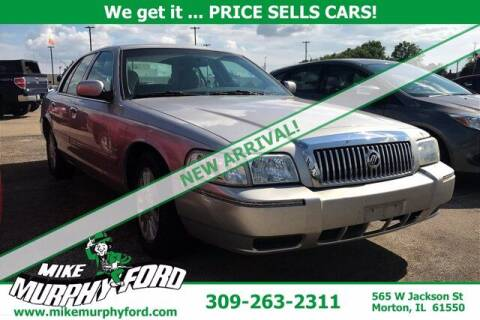 2009 Mercury Grand Marquis for sale at Mike Murphy Ford in Morton IL