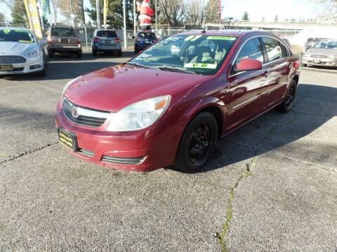 2007 Saturn Aura for sale at Gold Key Motors in Centralia WA