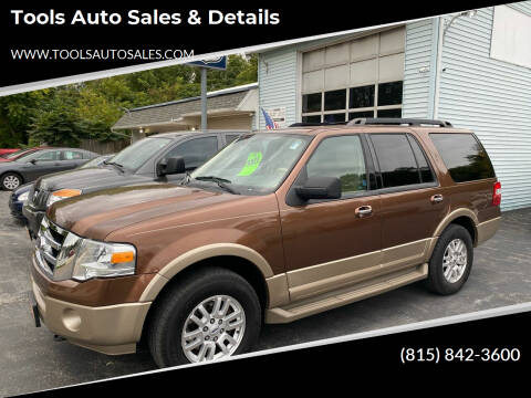 2012 Ford Expedition for sale at Tools Auto Sales & Details in Pontiac IL