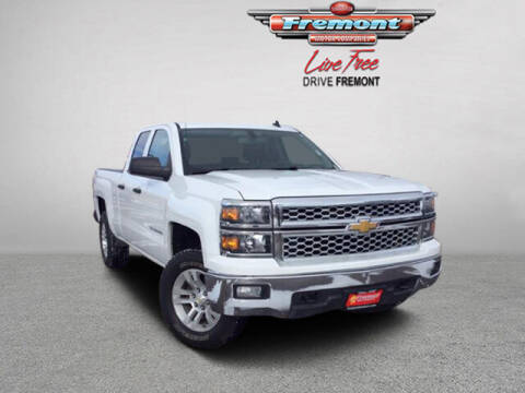 2014 Chevrolet Silverado 1500 for sale at Rocky Mountain Commercial Trucks in Casper WY