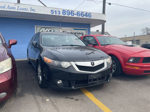 2010 Acura TSX for sale at Ideal Cars in Hamilton OH