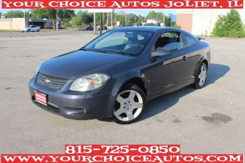 2008 Chevrolet Cobalt for sale at Your Choice Autos - Joliet in Joliet IL