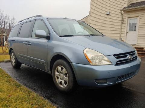 2007 Kia Sedona for sale at Motor Pool Operations in Hainesport NJ