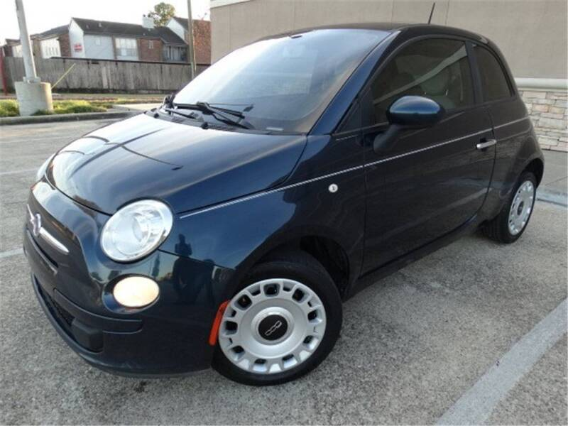 2013 FIAT 500 for sale at Abe Motors in Houston TX