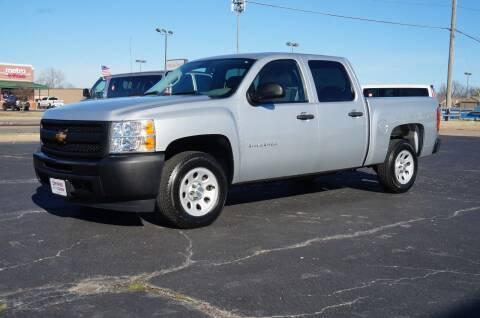 2013 Chevrolet Silverado 1500 for sale at Certified Auto Center in Tulsa OK