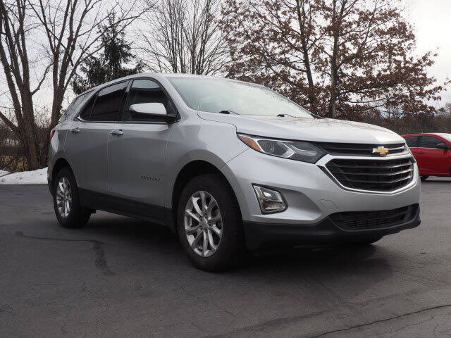 2018 Chevrolet Equinox for sale at Jo-Dan Motors in Plains PA