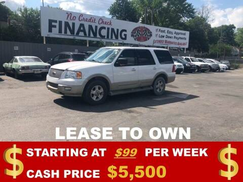 2006 Ford Expedition for sale at Auto Mart USA in Kansas City MO